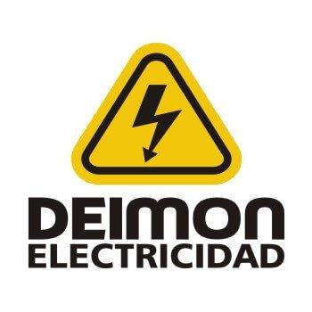 logo Deimon Electricidad