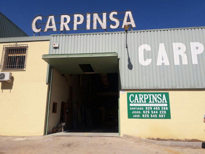 DEEMESTUDIO-CARPINSA-VALLA PUBLICITARIA Y CARTEL