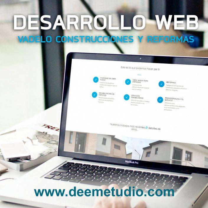 Diseño web vadelo