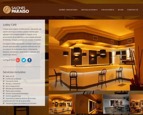 deem estudio - diseño web