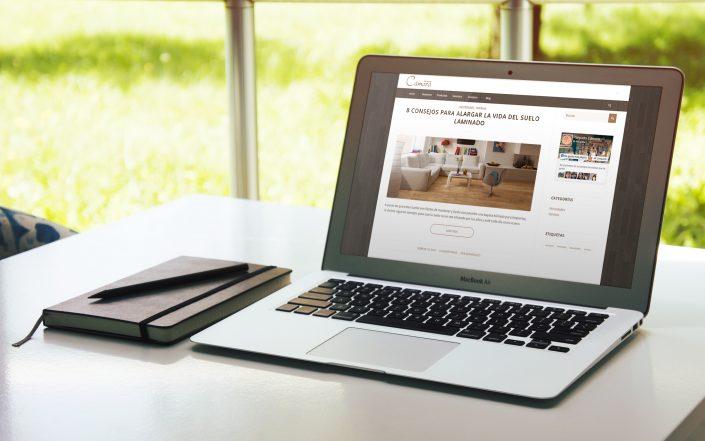 deem estudio- diseño web