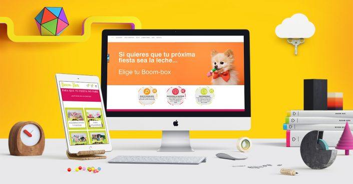pagina web comercio electronico boom-box