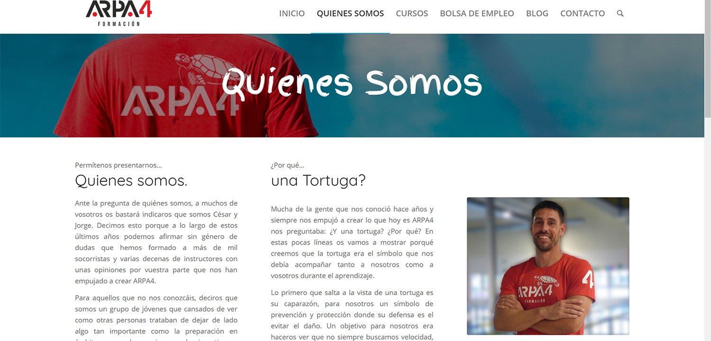 ARPA4 - WEB 5