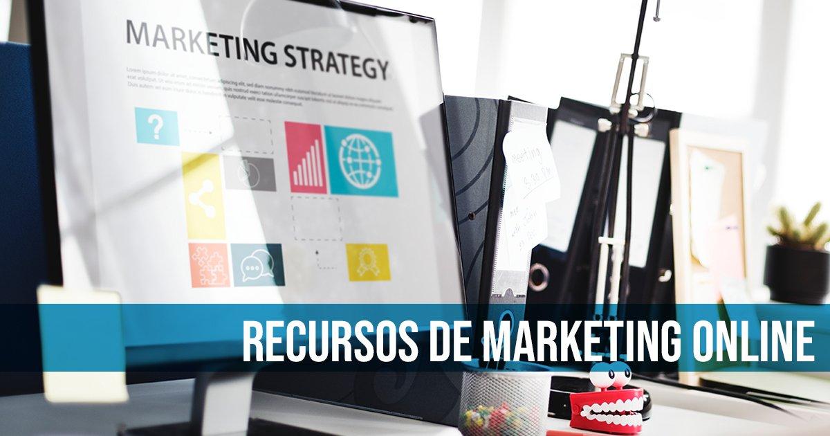 RECURSOS DE MARKETING ONLINE - IMAGEN DESTACADA
