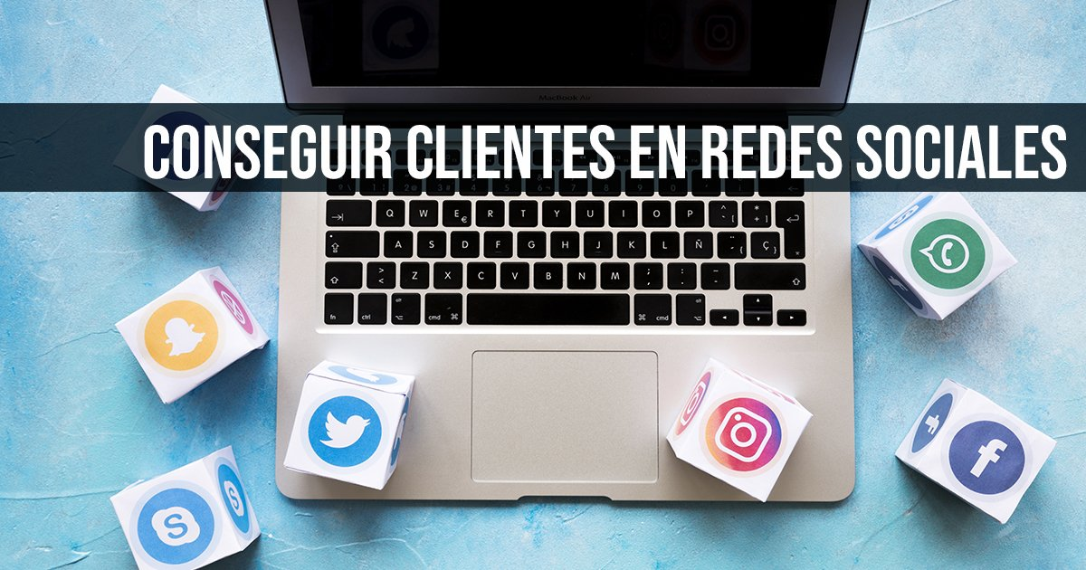 CONSEGUIR CLIENTES EN REDES SOCIALES - IMAGEN DE CATEGORÍA