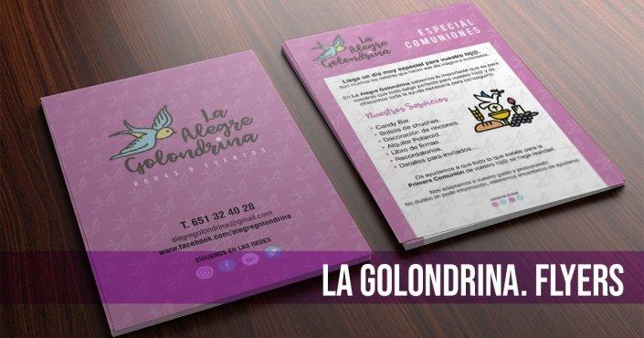 LA GOLONDRINA - FLYER - IMAGEN DE CATEGORÍA